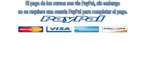 Pago Vía Paypal